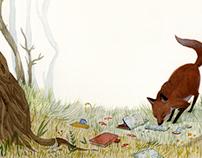 Fox Hunting: Banner