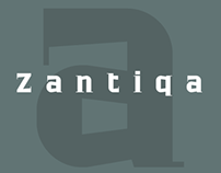 Zantiqa (Typeface)
