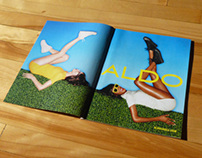 ALDO - Publicités magazines