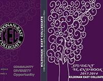 handbook cover design
