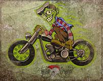 Biker Zombie Ride!!!