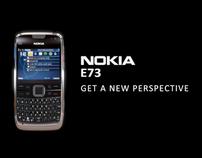 Nokia E73 Spot - Get A New Perspective
