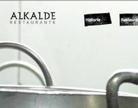Web Restaurante Alkalde