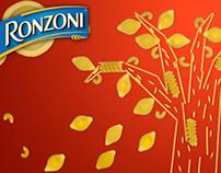 Ronzoni Advertisements