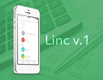 Linc Mobile App and Branding