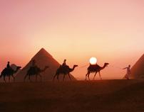 L'Egypte éclipse les autres destinations avec le soleil