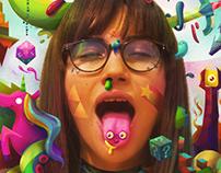 GEEKS - Ilustracional - Picnic Mag