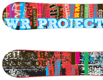Product Design | Snowboard WR