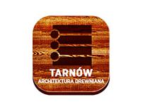Tarnów - wooden architecture - mobile guide