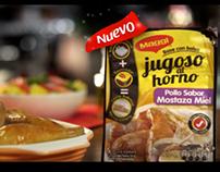 Comercial Maggi Jugoso Al Horno