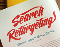 Search Retargeting Lettering