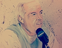 Roy Williams Portrait