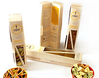 Ashbury Pasta Co Packaging