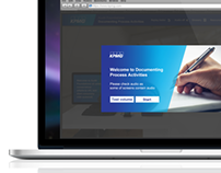 e-Learning course for KPMG