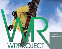 Catalogue Design | Snowboard WR