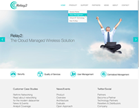 Relay2 Website Redesign