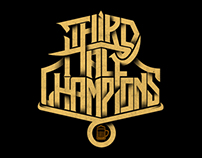 Third Half Champions