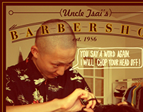 UNCLE TSAI'S BARBERSHOP