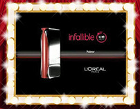 L'Oréal March'09 E-newsletter