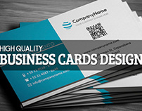 Business Cards Templates for Corporate or Personal