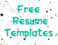Free Resume AI Templates