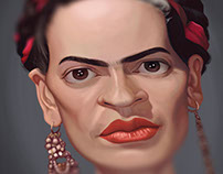 Celebrity Sunday - Frida Kahlo