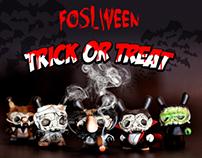 FoslWeen - Trick or Treat