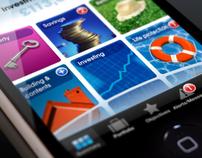 Focus:360° app - App design
