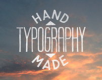 Hand Made Typography