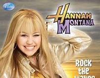Disney Press Hannah Montana