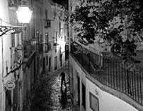 Portraits of Salvador street, Lisboa