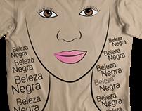Camiseta Beleza Negra