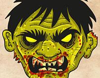 Zombie Heads !!!