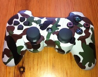 Xclusive Controller - Army Camouflage controller