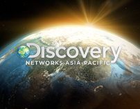 Discovery Networks Asia-Pacific Logos Animation
