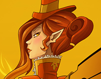 Flairy Steampunk: Autum
