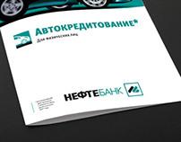 Neftebank leaflets