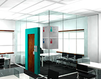 Neftebank interior