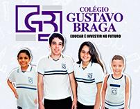 Colégio Gustavo Braga   Site