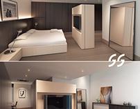 Bedroom #02