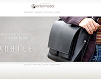 Entermodal Concept Product Page