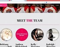 Marketing WordPress Site