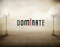 Dominate Creative House Flash Website