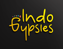 Indo Gypsies - Logo Design