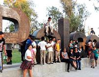 Monumento de 109 aniversario PALACO