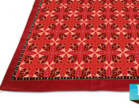 Carpet with floral pattern: Isora