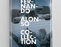 Fernando Alonso Collection. Propuesta III