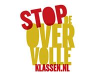 STOPDEOVERVOLLE KLASSEN.NL