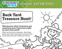 Discovery KIDS Activity Pages
