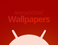 Android Kitkat Wallpapers